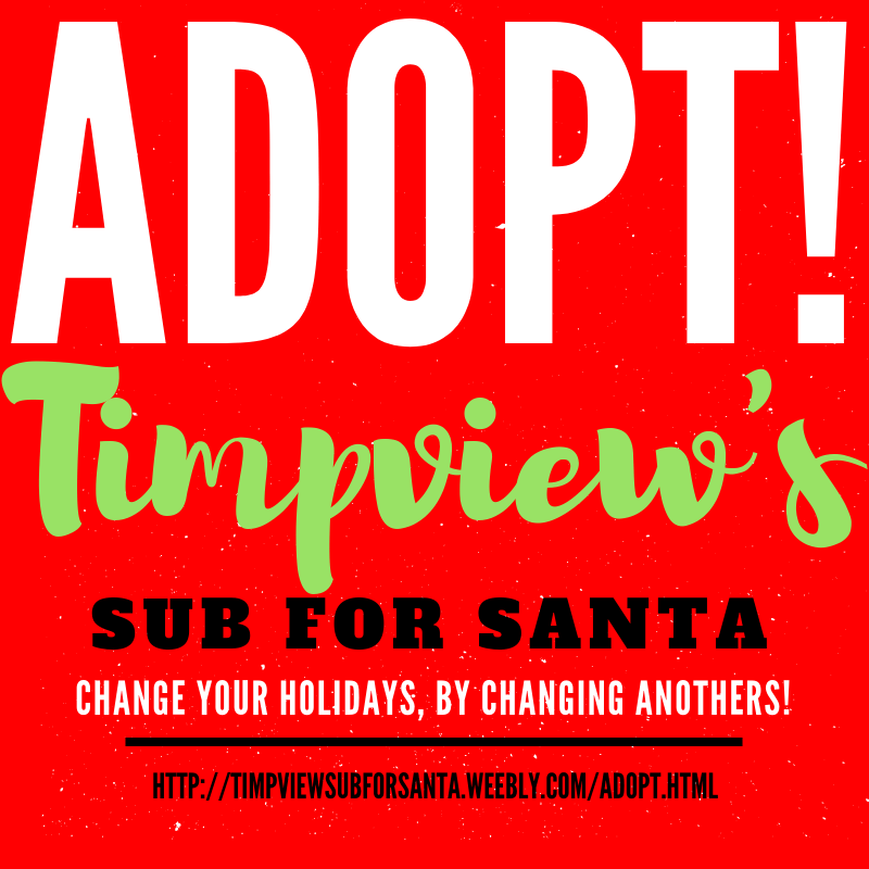 Want to Adopt a Family for Holidays?